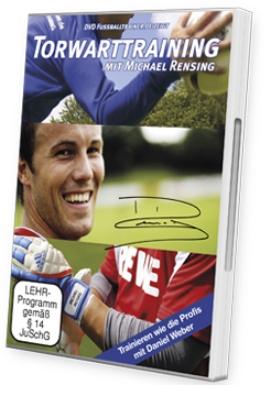 Torwarttraining mit Michael Rensing