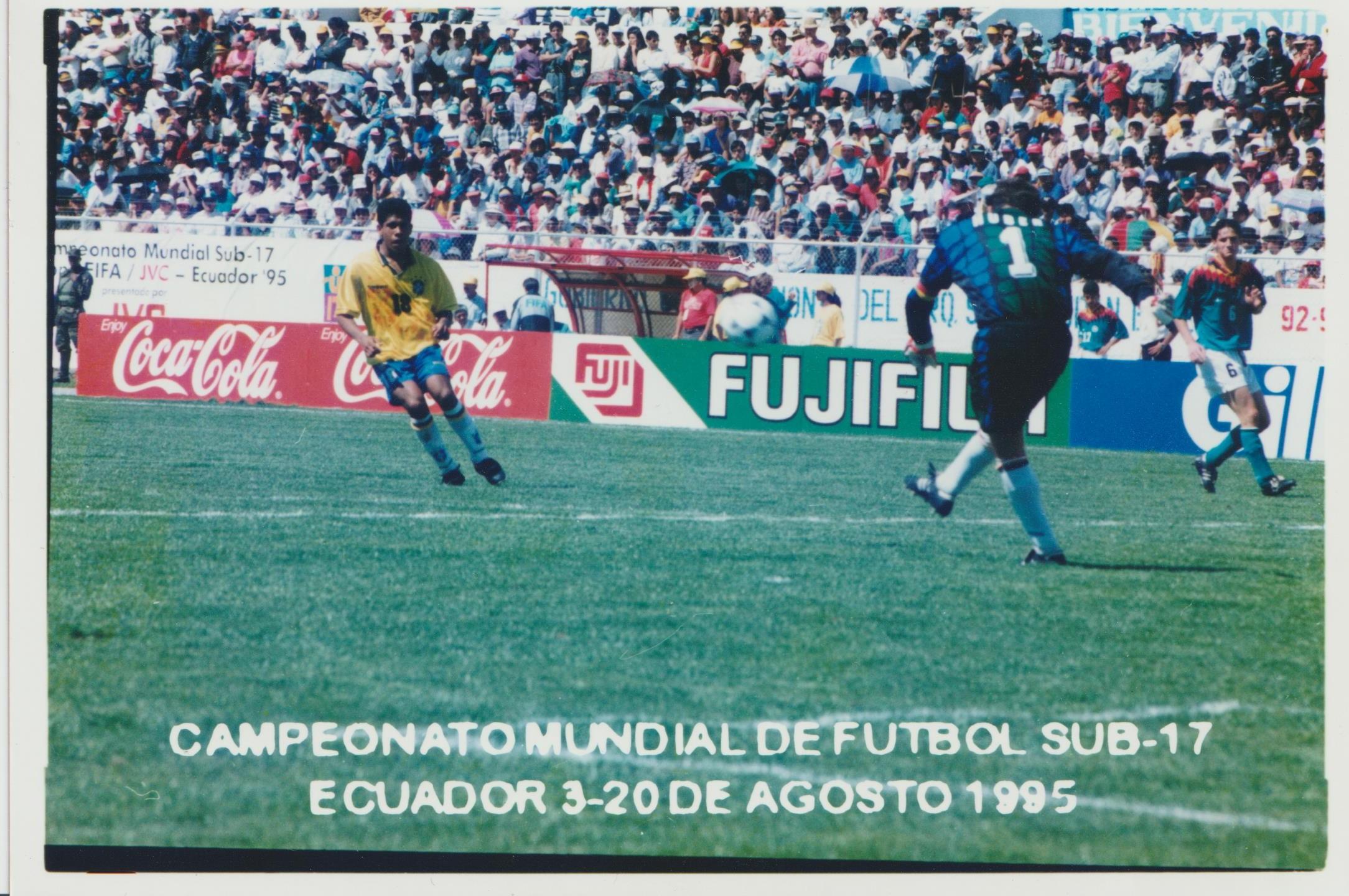 U17 WM Ecuador 1995